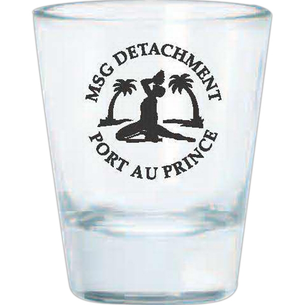 Clear 1 3/4 Oz. Shot Glass Photo