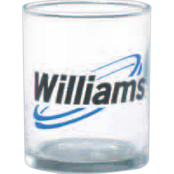 Glass 3 1/4 Oz. Votive Candle Holder Photo