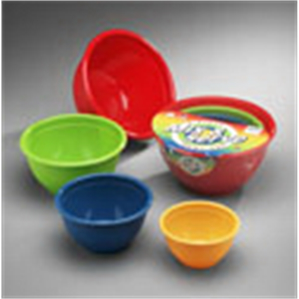 Mix And Serve 4 Pc. Bowl Set Photo
