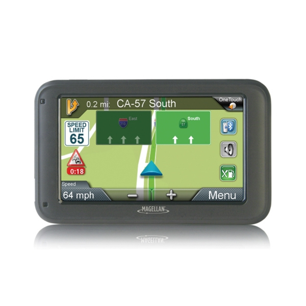 "5"" GPS Navigation System w/Lifetime Maps and Traffic"