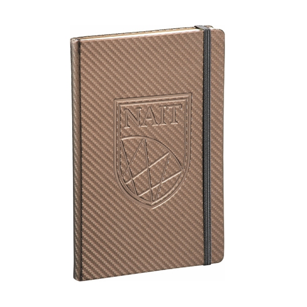 Ambassador Journalbooks (r) - Journal With Automotive Inspired Carbon Fiber Cover Photo