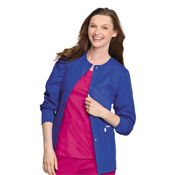 Landau - Round Neck Jacket - 23 Colors Available Photo