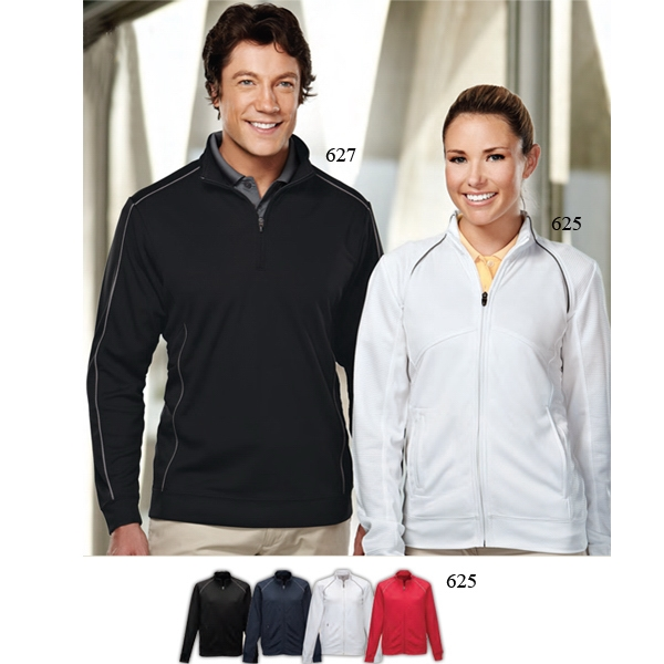Gold (tm) Exeter -  X S- X L - Women's Moisture Wicking Jacket Is Perfect For Cool Mornings Photo
