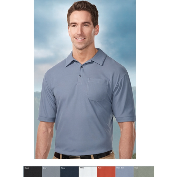 Endurance Performance (tm) - S- X L - Polo Shirt Constructed Of 6.3 Oz 100% Polyester Photo