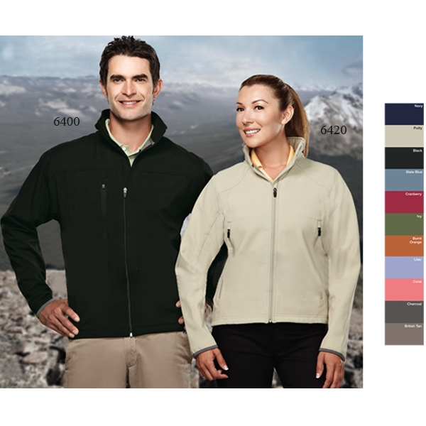Ascent - Women's Soft-Shell Jacket