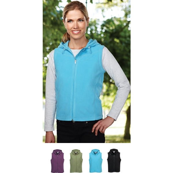 Luna -  X S- X L - Women's Fleece Running Vest Photo