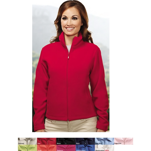Windsor - 3 X Lt - Women's Medium-weight Jacket With Two Pockets And Contoured Panels Photo