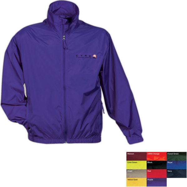 Atlas - 6 X L - Jacket Constructed With Two Side Pockets With Zipper Photo