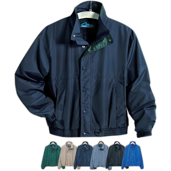Back Country - S -  X L - Jacket With Heavy-duty Zipper With Zipper Ties Photo