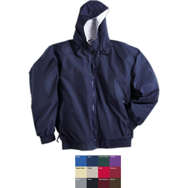Bay Watch - Windproof/Water Resistant Jacket