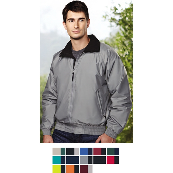 Volunteer - S -  X L - Jacket With Raglan Sleeves, Elastic Cuffs And Waistband Photo