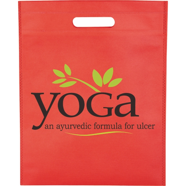 Freedom Heat Seal Exhibition - Tote Bag Made Of 80-gram Non-woven Polypropylene Photo