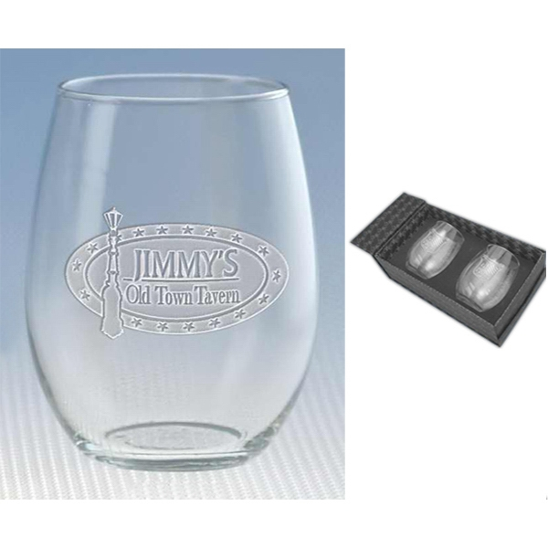 Windsor Collection - Stemless Red Wine Glass Photo