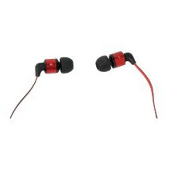 Flat Cable Ear Buds with Mic