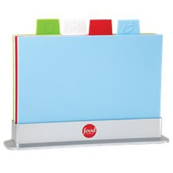 5 Piece Folding Cutting Board Set