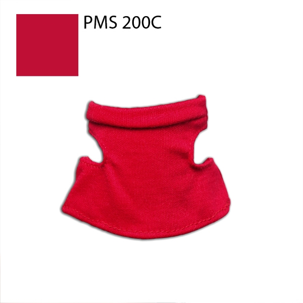 "7"" Red Tank Top for plush toy"