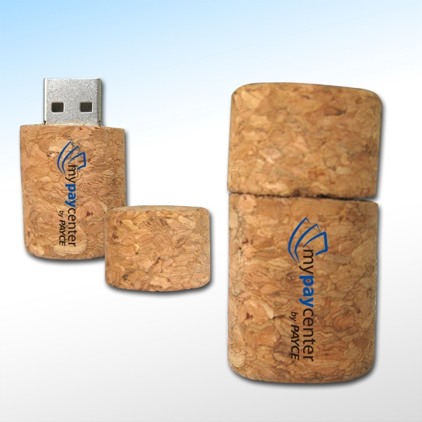 Natural Color Wooden Shape Usb Flash Drive Photo