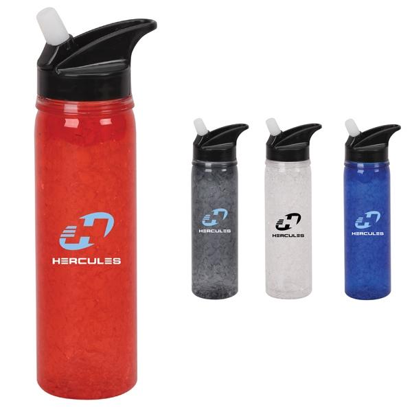 20 oz freezer gel water bottle