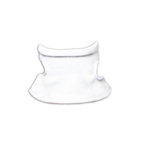 "7"" White Tank Top for sitting toy"