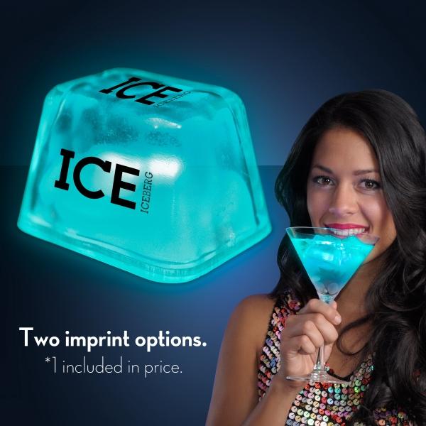 Turquoise Inspiration Ice LED Cubes