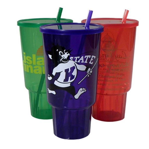 Jewel - 32 Oz. Car Cup Jewel Tumbler Photo