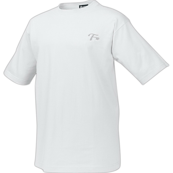 Adult Deluxe Heavyweight Ringspun Combed Cotton T-Shirt