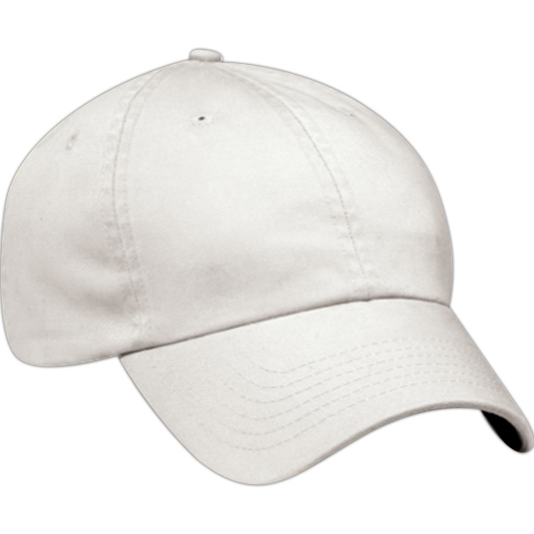 Unstructured, Washed Chino Twill Cap