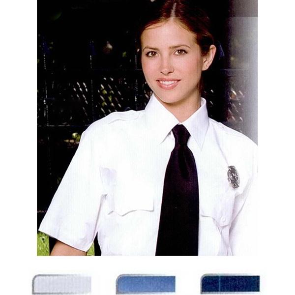 Unisex Polyester Short Sleeve Security Shirt