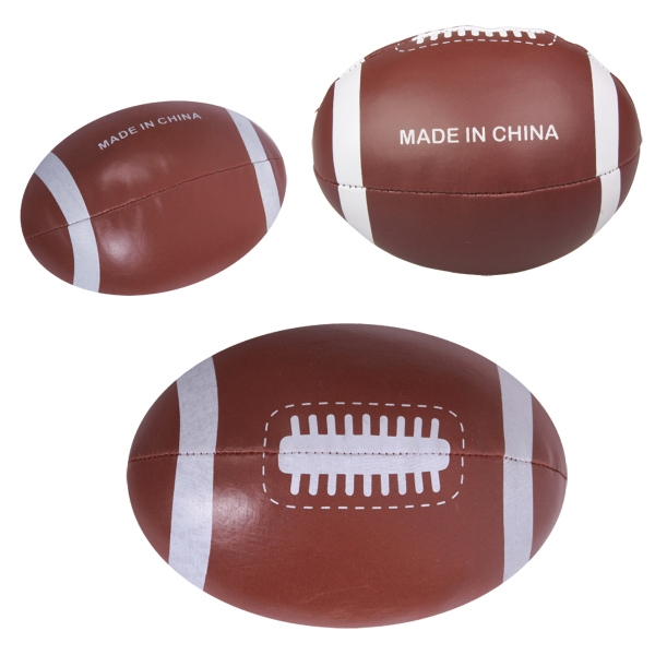 Soft And Lightweight Football Shaped Pillow Ball Photo