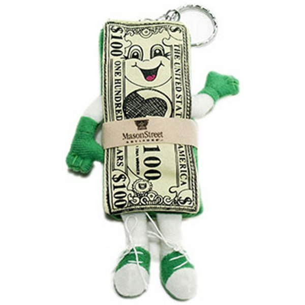 "5"" Money Man Key Chain"