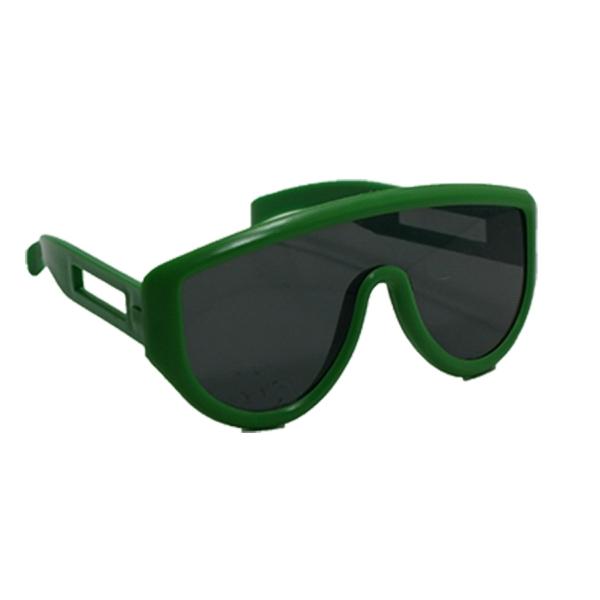 "12"" Green Sunglasses Toy Accessory - Rigid Frame"