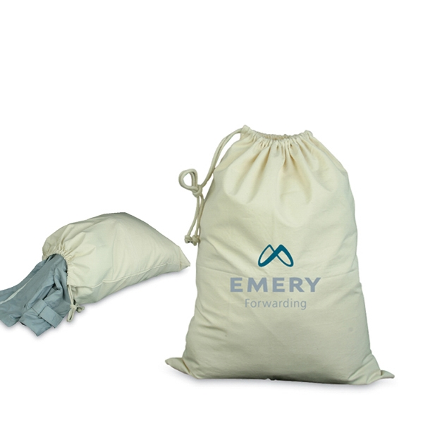 12 oz . Cotton Canvas laundry Bag