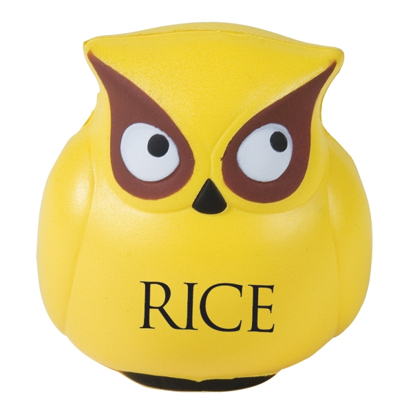Owl Shaped Stress Reliever Photo