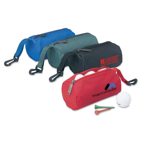 Golf round sports bag