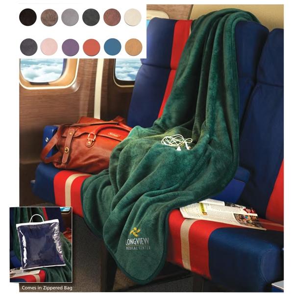Micro-Plush Fleece Blanket