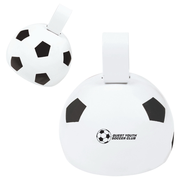 Soccer Ball Cow Bell Photo