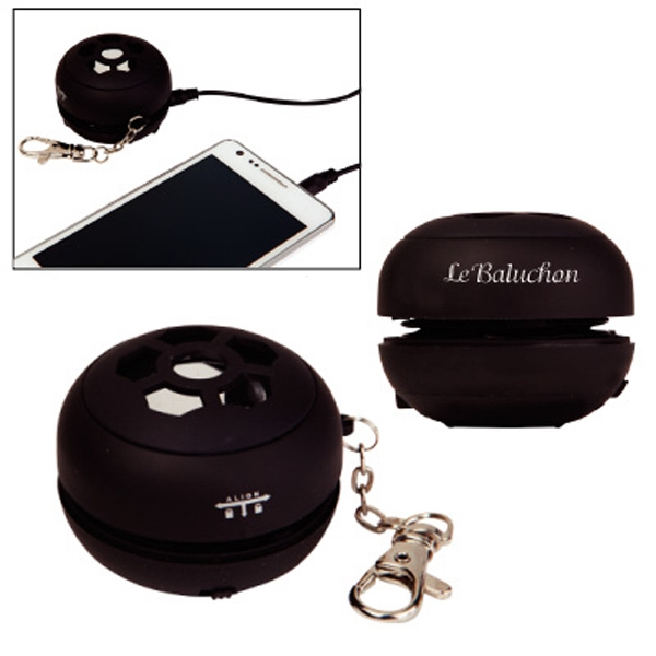 Mini Storm - Travel-sized, Mini Speaker With Key Chain Photo
