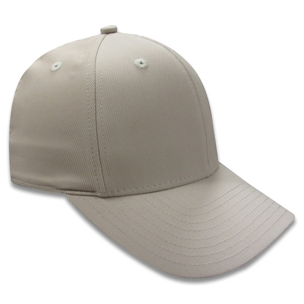 Reebok (r) - White - 92% Nylon/2% Spandex Structured, Mid-profile 6-panel Cap. Opportunity Buy Photo