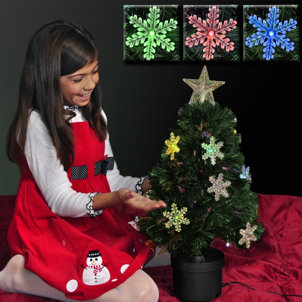 "24"" LED Christmas tree"