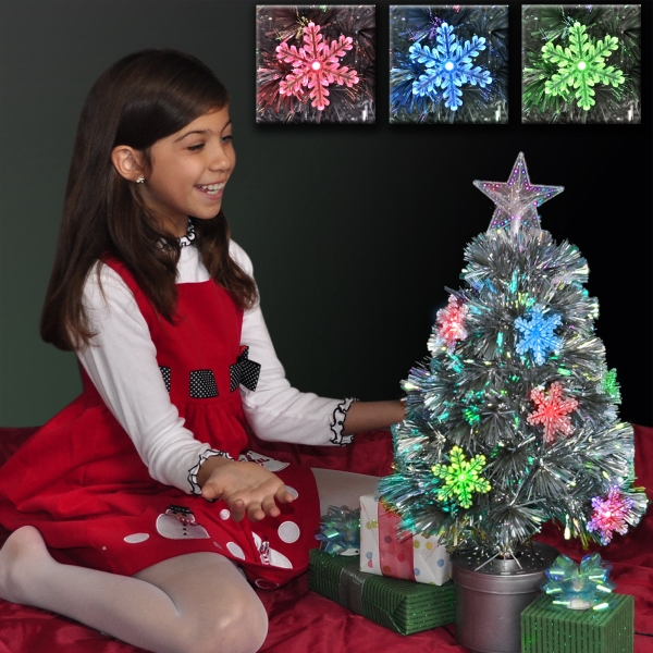 "24"" LED Christmas tree"