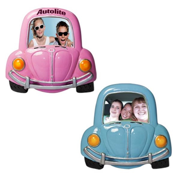 Polyresin Car Shaped Photo Frame Photo