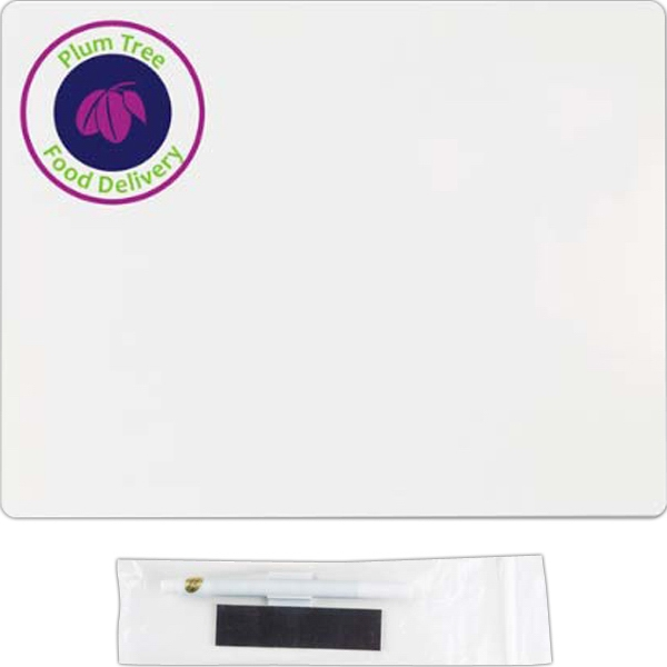 Mirage Board (tm) - Dry-erase Board, 28 Pt Photo