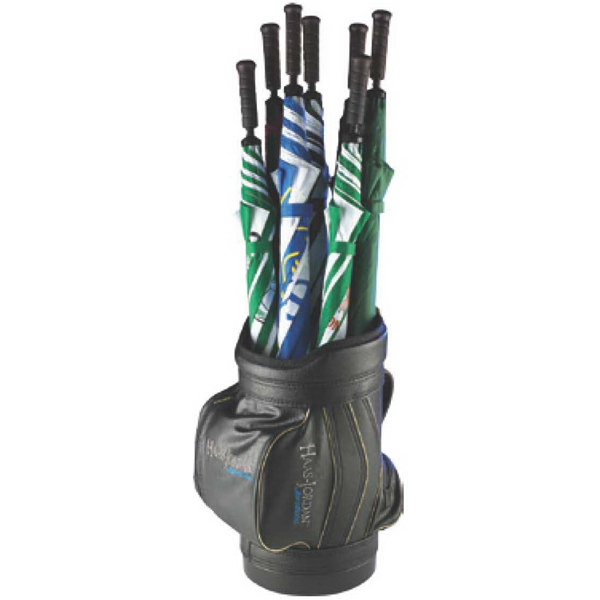 Den Caddy - Umbrella Stand In Shape Of Golf Bag Photo