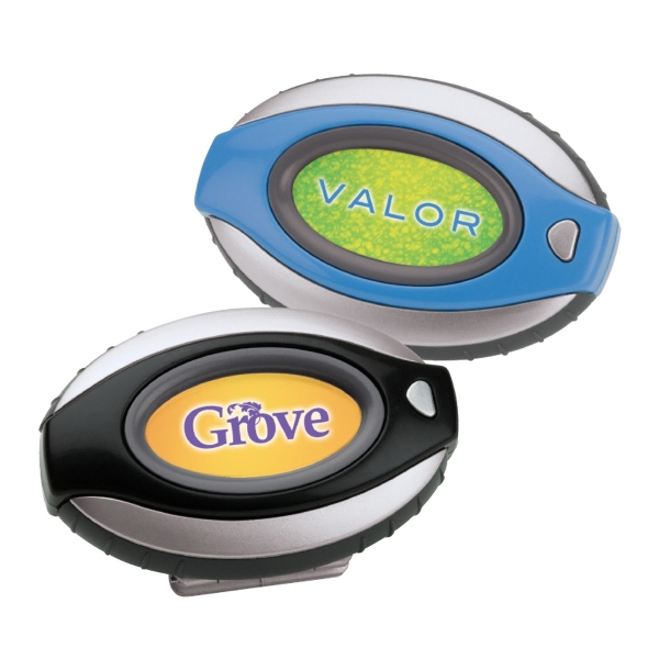 Don't Miss A Step - Flip-open Pedometer With Timer, Clock, Distance, Sensitivity Setting And Belt Clip Photo