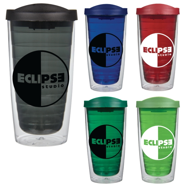Cruiser - Catalog 5-7 Day Production - 15 Oz. Double Wall Insulated Tumbler Fits In Most Cup Holders Photo