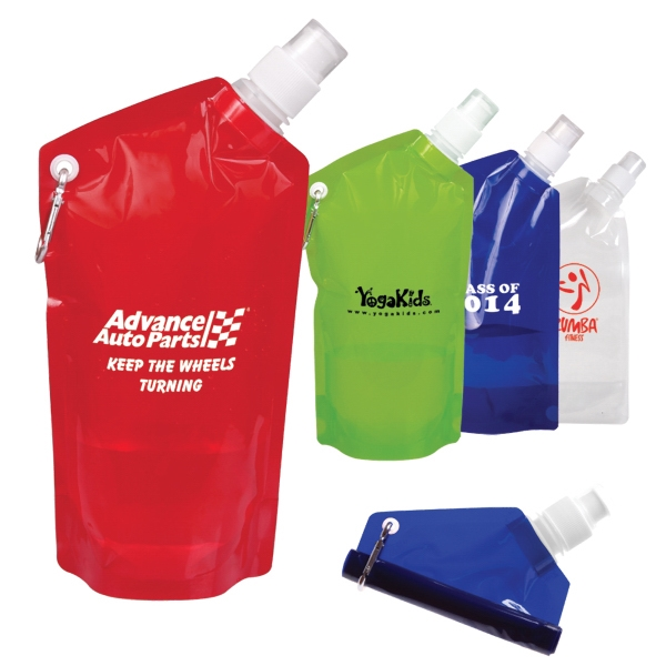 Smushy Flexible Water Bottle, 20 Oz Photo