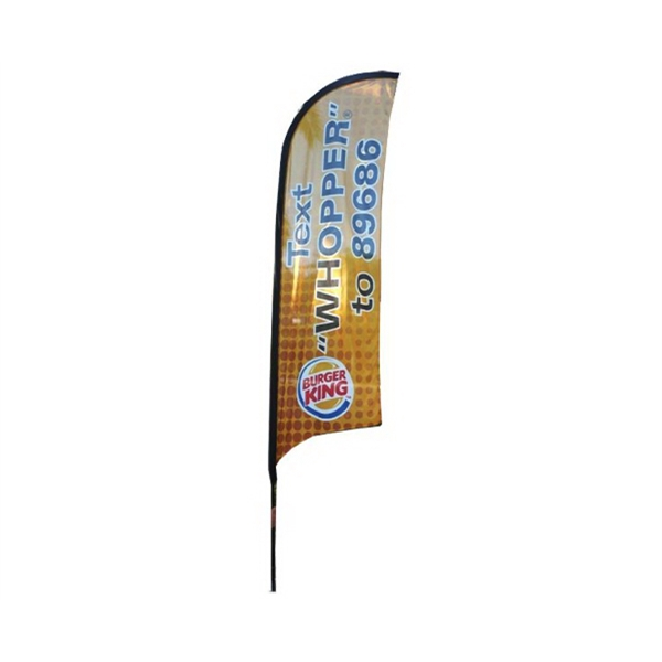 12' Feather Flag