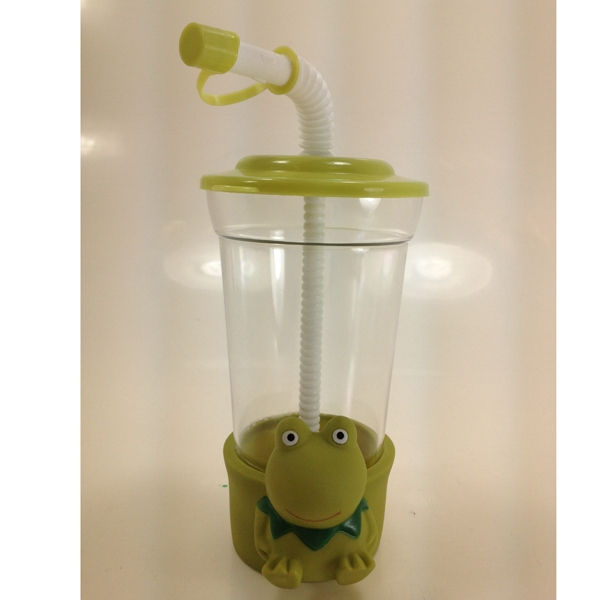 Sipper - Frog Novelty Drink Cup Photo