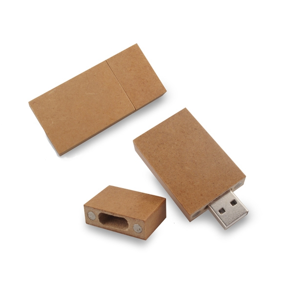 512mb - Eco-friendly Usb Flash Drive Photo
