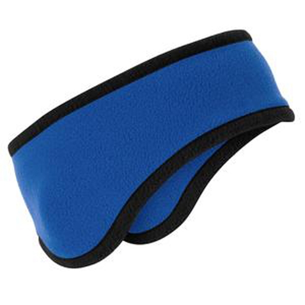 Port Authority (r) - Two Color Fleece Headband Photo